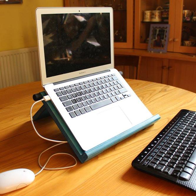 Laptop Stand - treesaurus