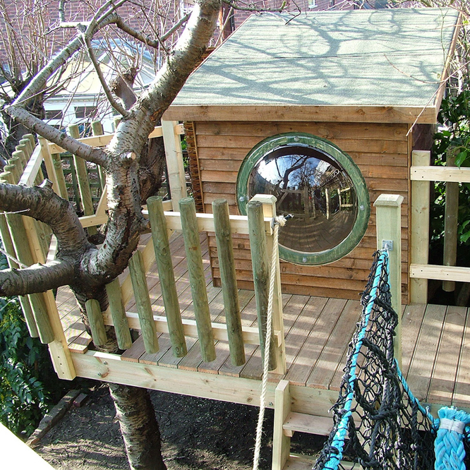 tree houses build tree house -treesaurus