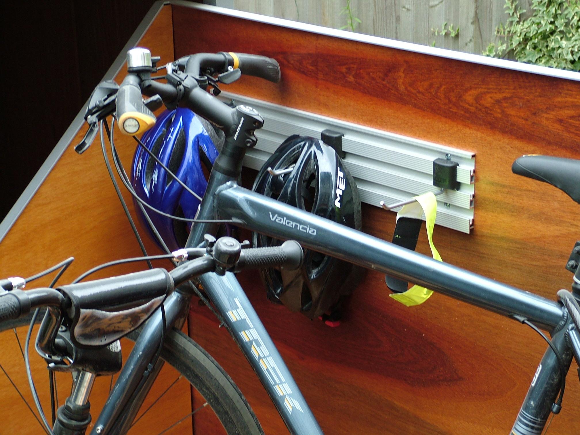 Treesaurus bike shed bike storage cycle shed